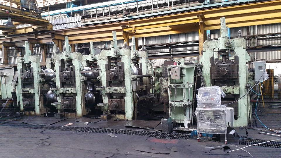 "20"" x .500"" API Pipe Mill Line"