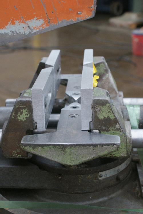 "USED SCOTCHMAN NON-FERROUS CIRCULAR COLD SAW, Model CPO350NFPKPD, 4.5"", Stock No. 8104"