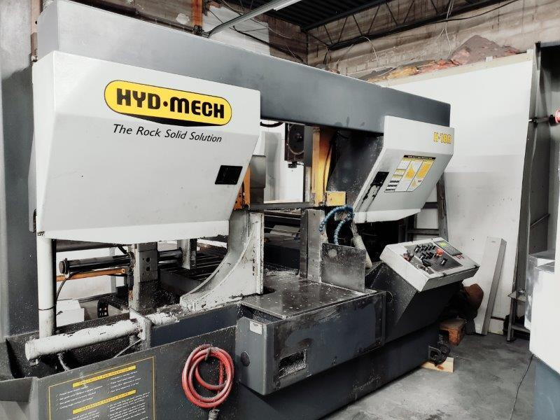 HYD-MECH H18A HORIZONTAL BAND SAW