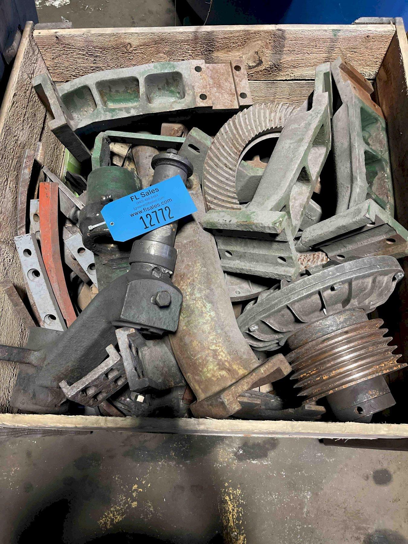 Spare parts for Simpson model 215 continuous sand muller