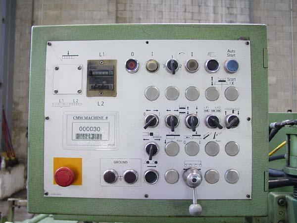 "15-3/4"" Kaltenbach Fully-Automatic Circular Cold Saw"