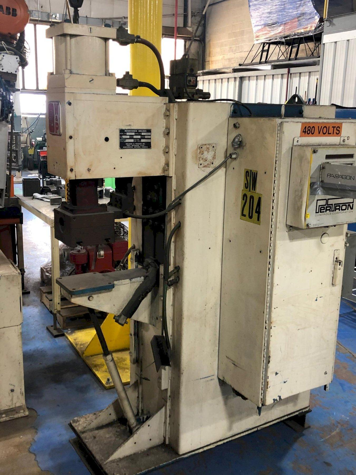 200 KVA Resistance Welder by Welders and Presses Inc. Model #2000