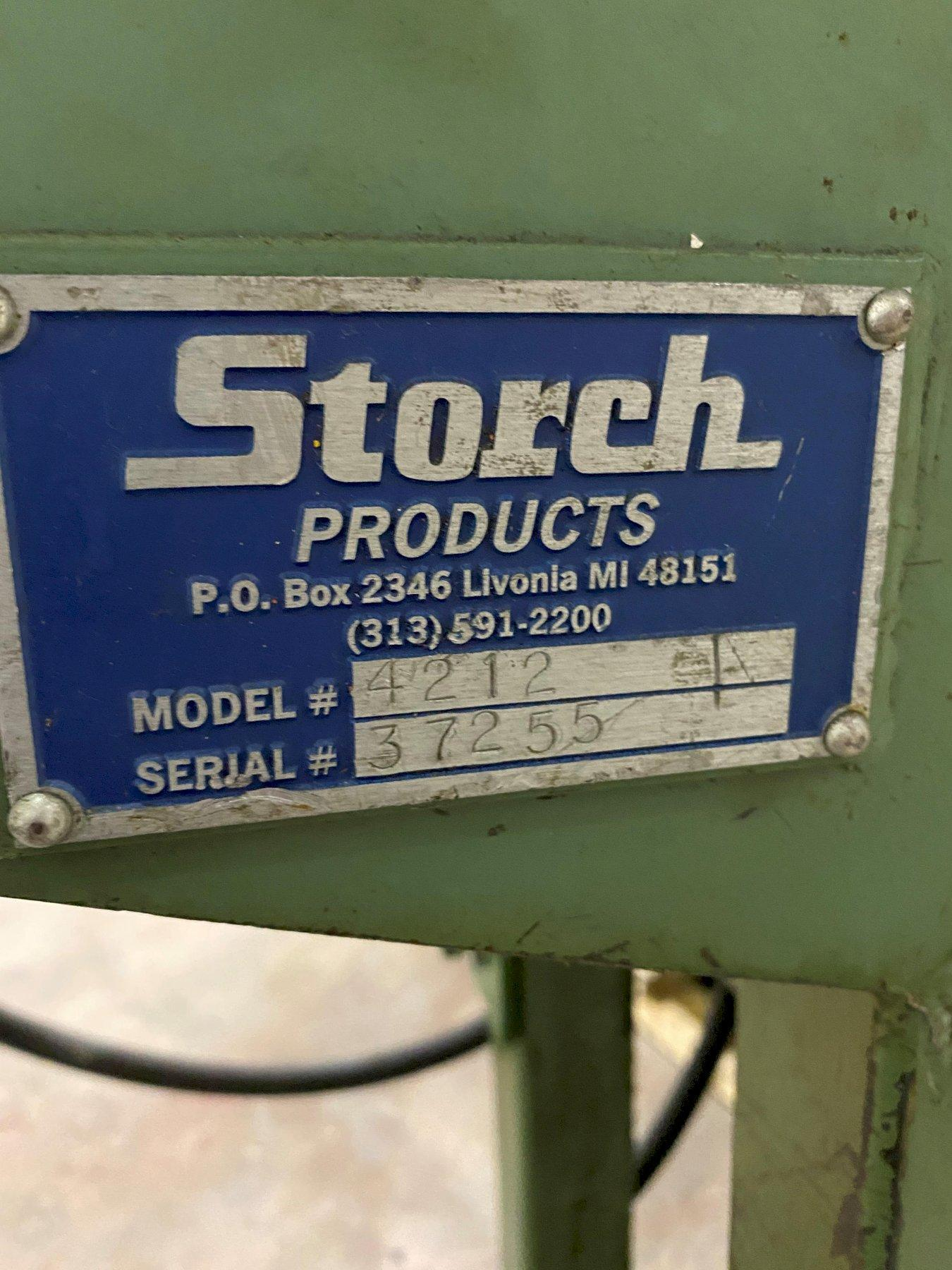 STORCH PRODUCTS CONVEYOR