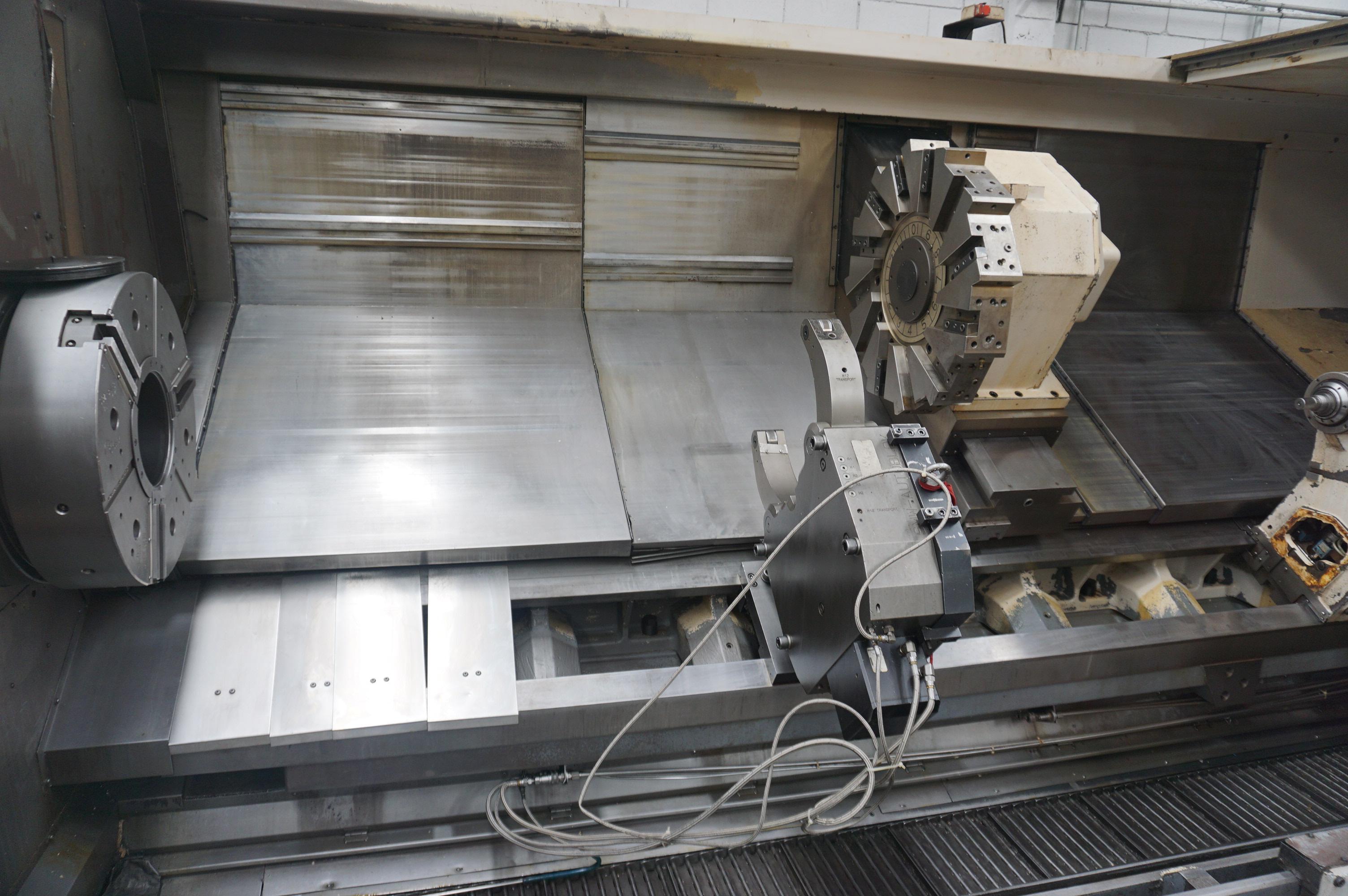 2006 Okuma LB45II/3000 - CNC Horizontal Lathe