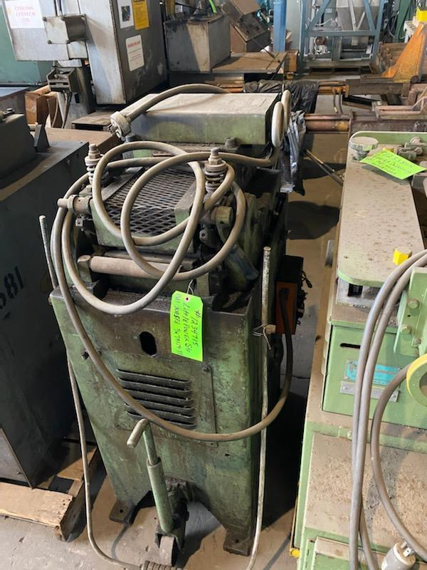 Durant 7-Roll Straightener Model MD-10