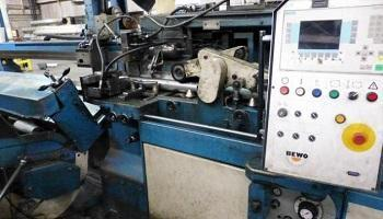 """102mm (4"""") BEWO RECUT LINE WITH BRUSH DEBURR & WASH UNIT   Our stock number: 114225"""