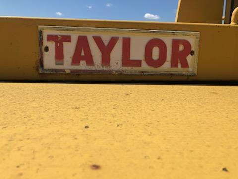 18000 LB. TAYLOR FORKLIFT