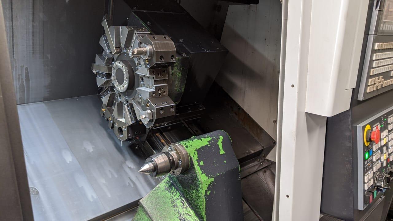 Doosan Lynx 2100LB - CNC Horizontal Lathe 2018