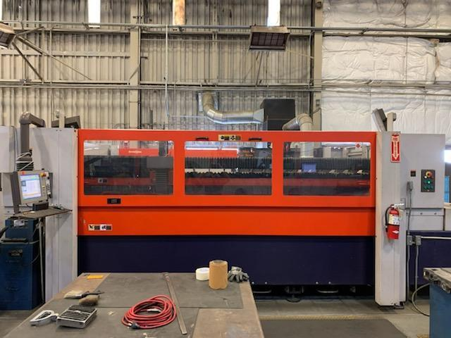 2007 Bystronic Bystar 3015, 5x10, 4400 Watt Co2 CNC Laser