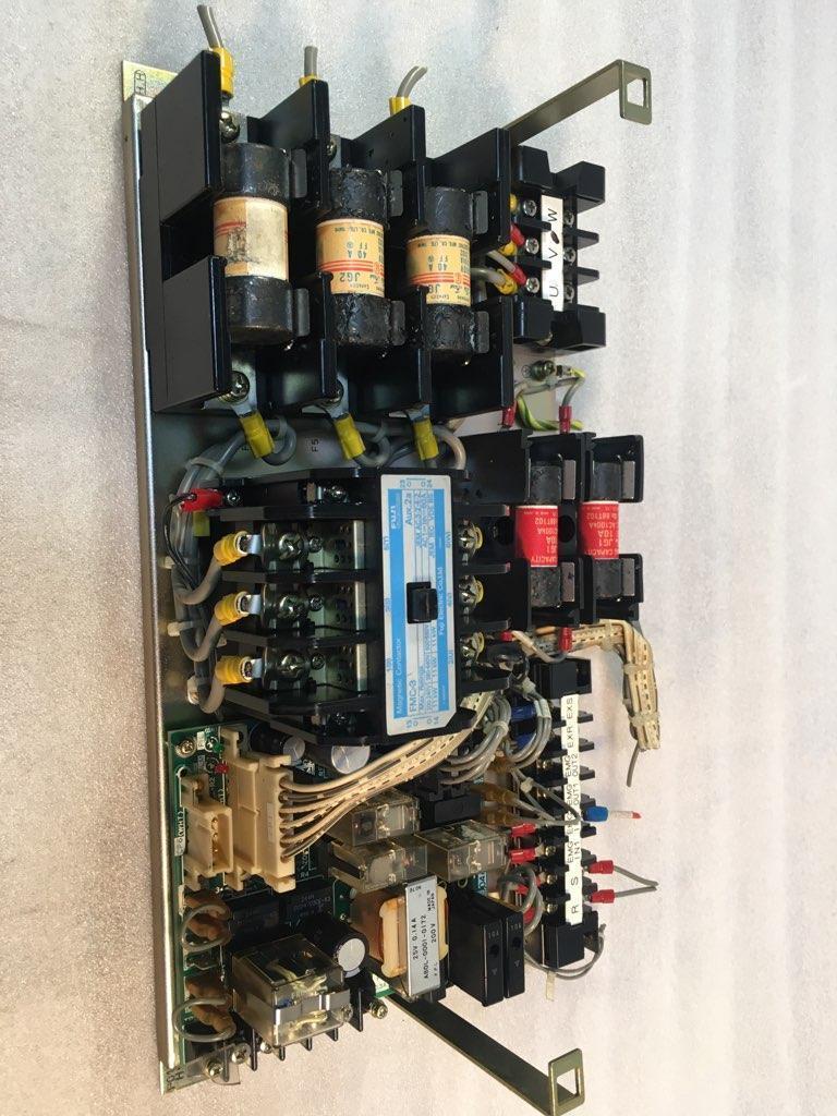 FANUC INPUT POWER UNIT A14B-0076-B103-01.