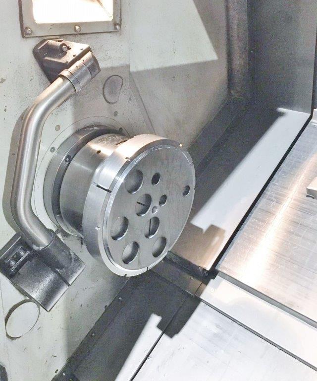 Doosan Puma 2600M Horizontal CNC Lathe (2012)