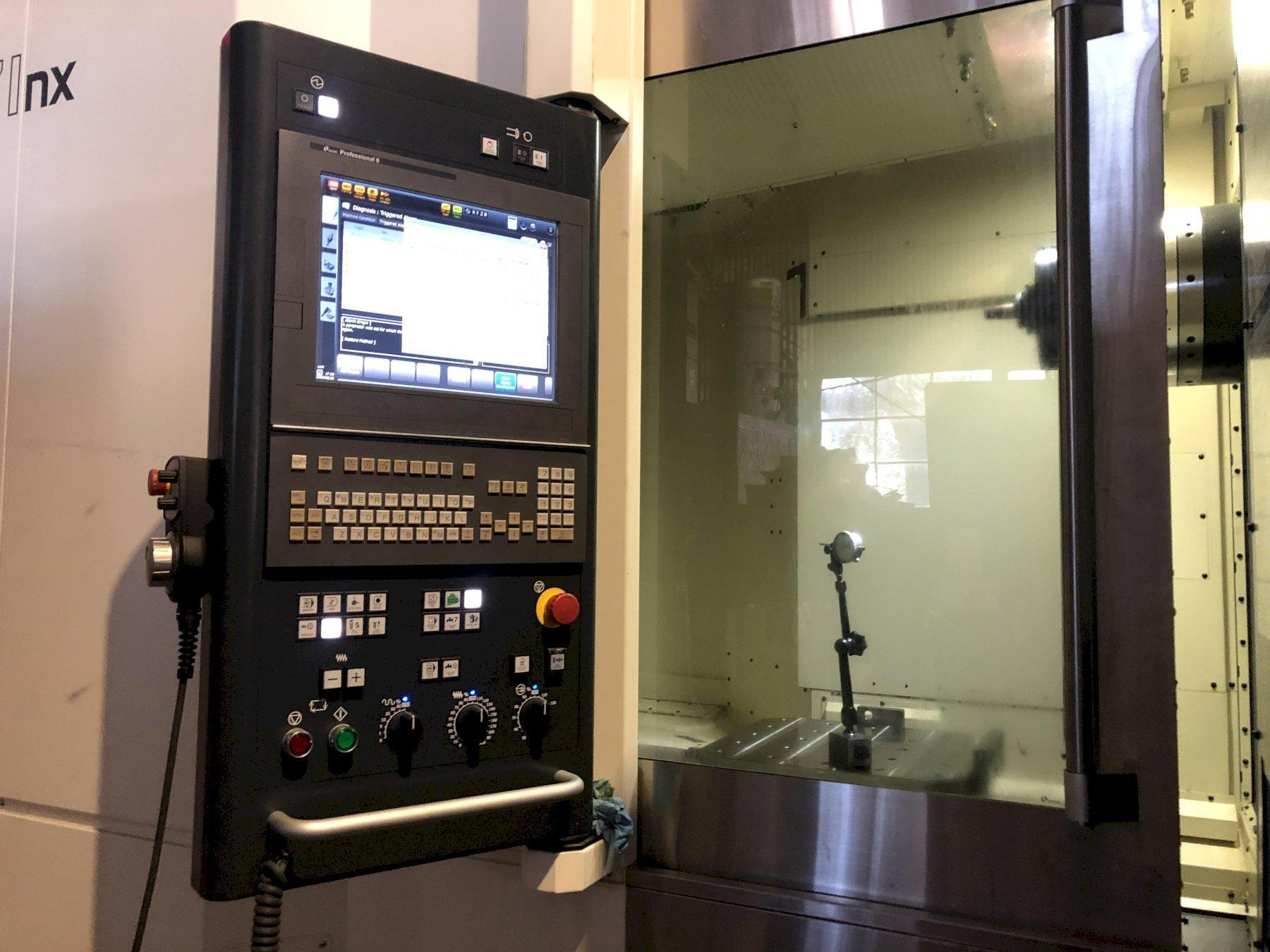 Makino a71NX CNC Horizontal Machining Center - 2019