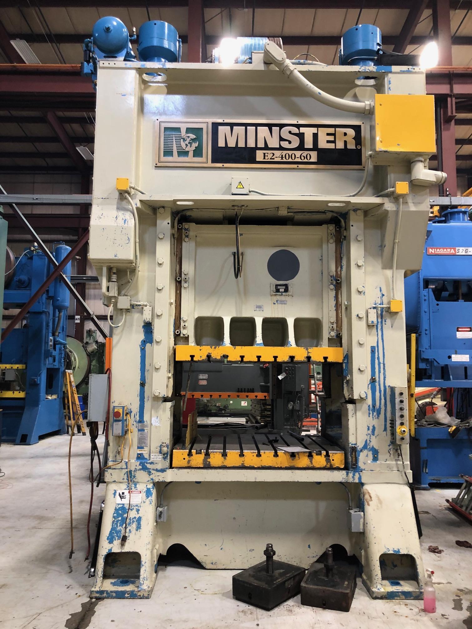 Minster E2-400-60-48