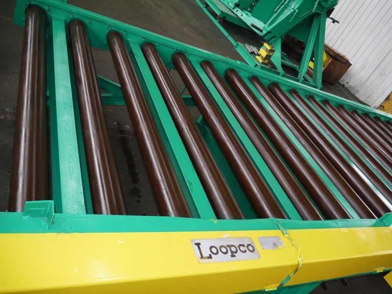 "20,000# x 72"" Loopco Banding Line Components"