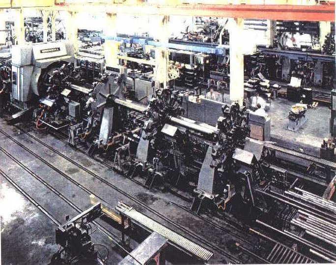 Ingersoll High Speed Threading / Casing Tubing Machines NEW