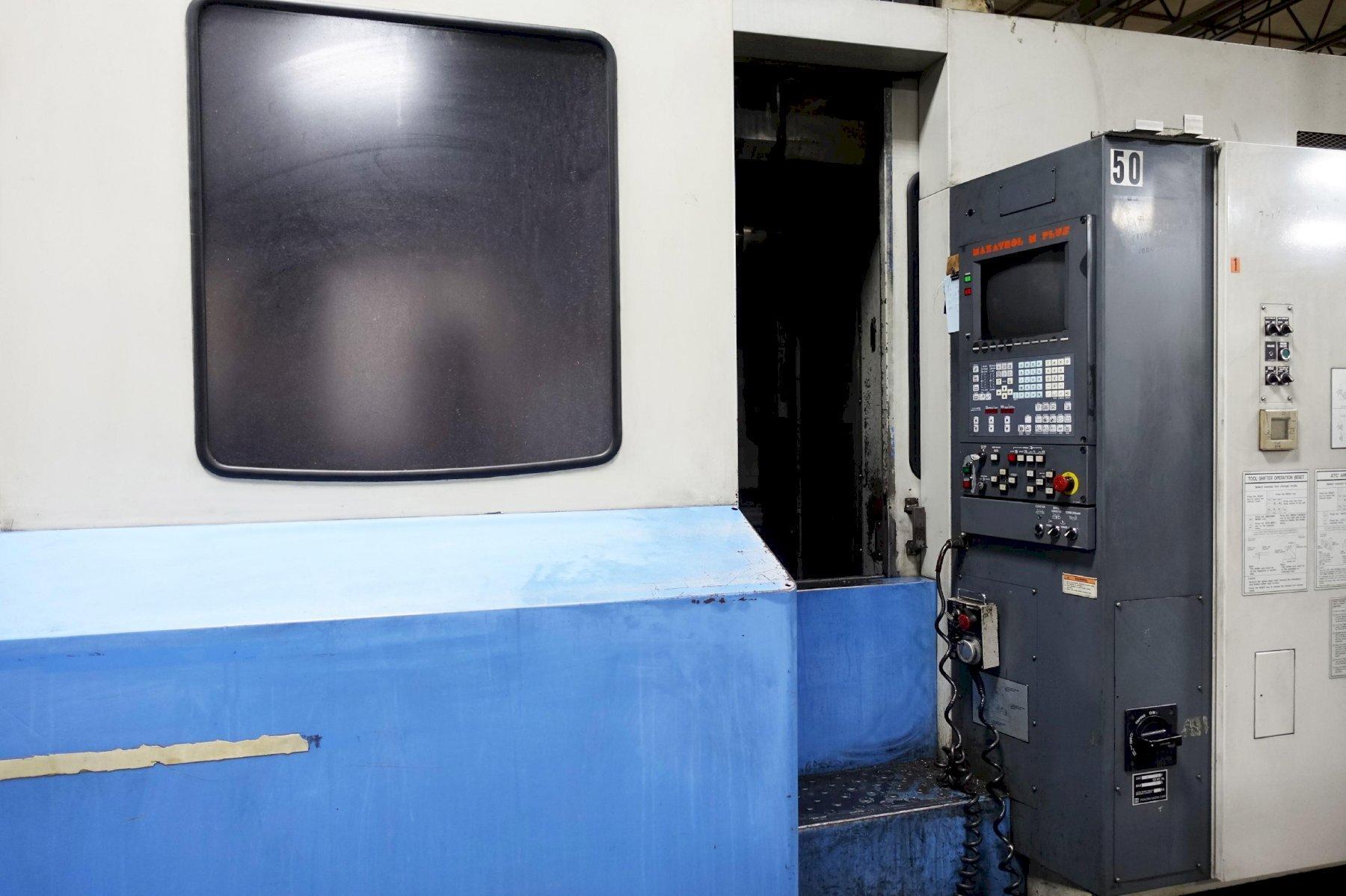 MAZAKMazak FH680 CNC Horizontal Machining Centers - (3) Available!