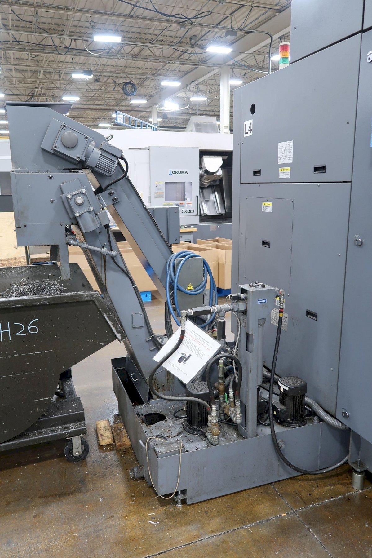 2010 Okuma Multus B400W - CNC Horizontal Lathe