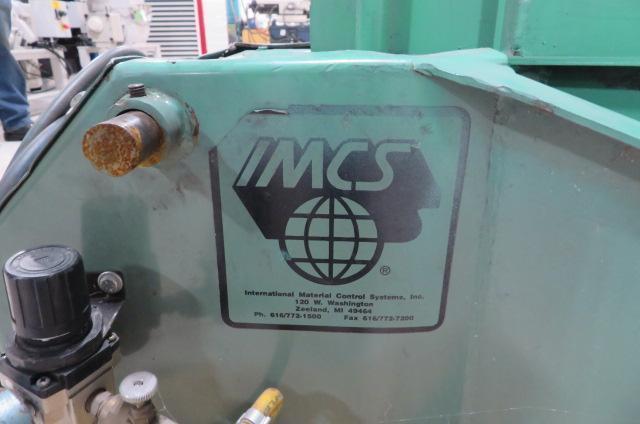 IMCS Used Pneumatic Tilter
