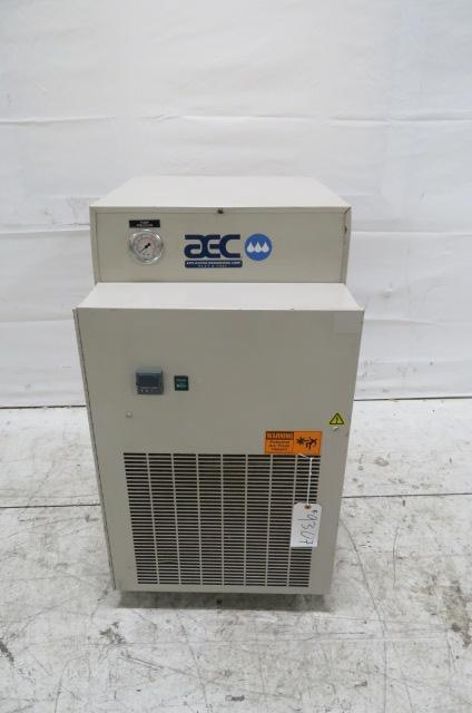 AEC Used PCA-150 Air Cooled Chiller, 1.5 US ton, 230V, Yr. 2015