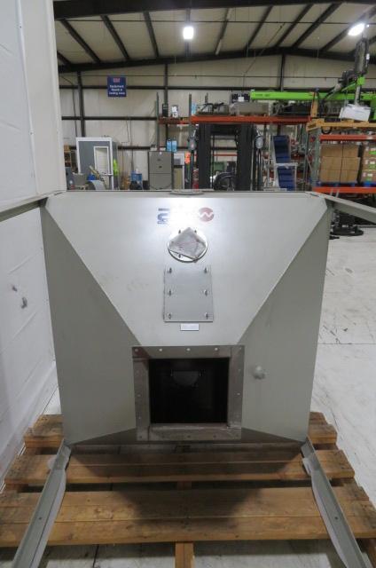 AEC 32-145-54 Used Surge Bin, 29 cu ft, Approx 1,100 Lb Capacity, Yr. 2016