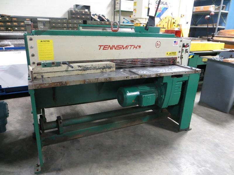 10 Ga x 5 ft, Tennsmith Power Shear, Model LM510