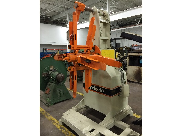 """(S) PERFECTO Complete (Space-Saver) Coil Feed Line 6,000 Lbs. x 12"""" Wide x .085"""""""