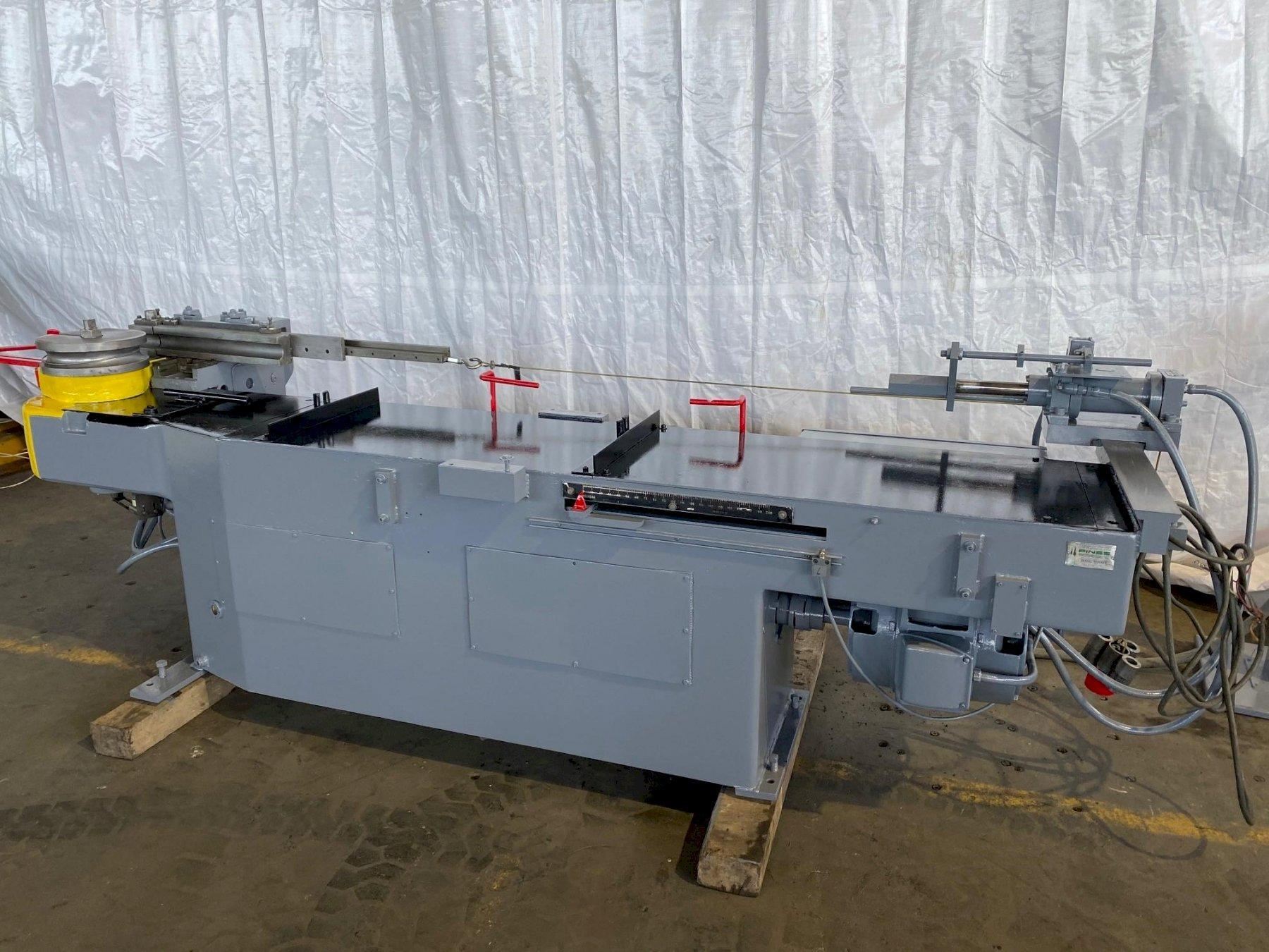 "3"" Pines # 2  Horizontal Hydraulic Tube Bender"