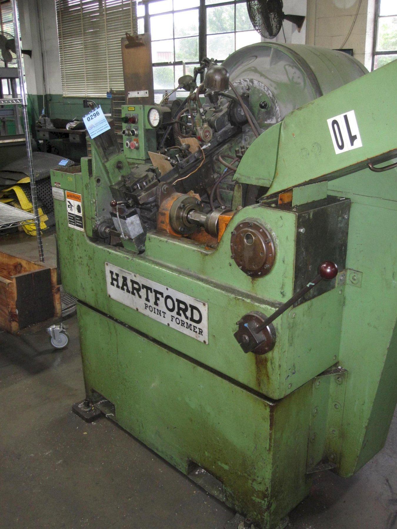 "3/8"" Hartford Model 6-600 High Speed Point Former"