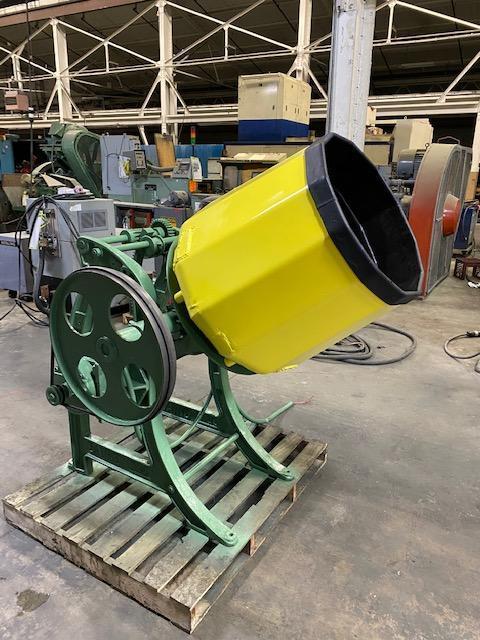 Baird Model 2C Tumbling Barrel