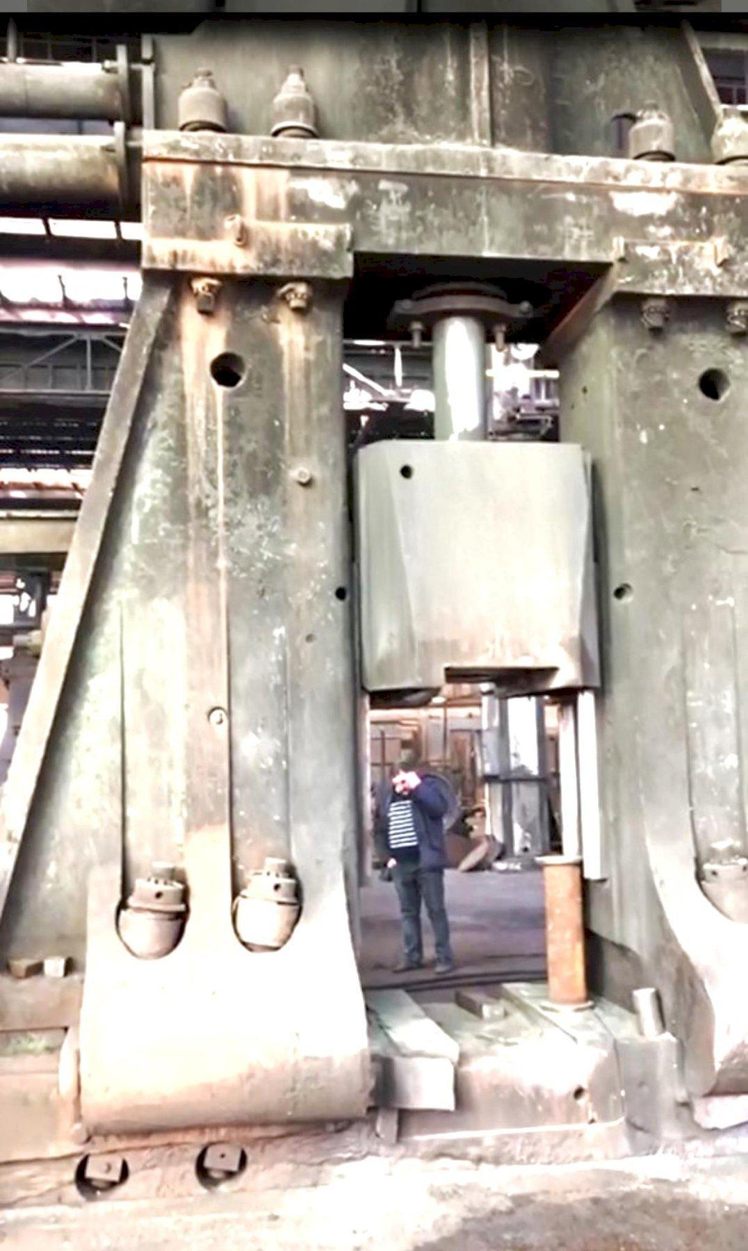 10 ton hammer press