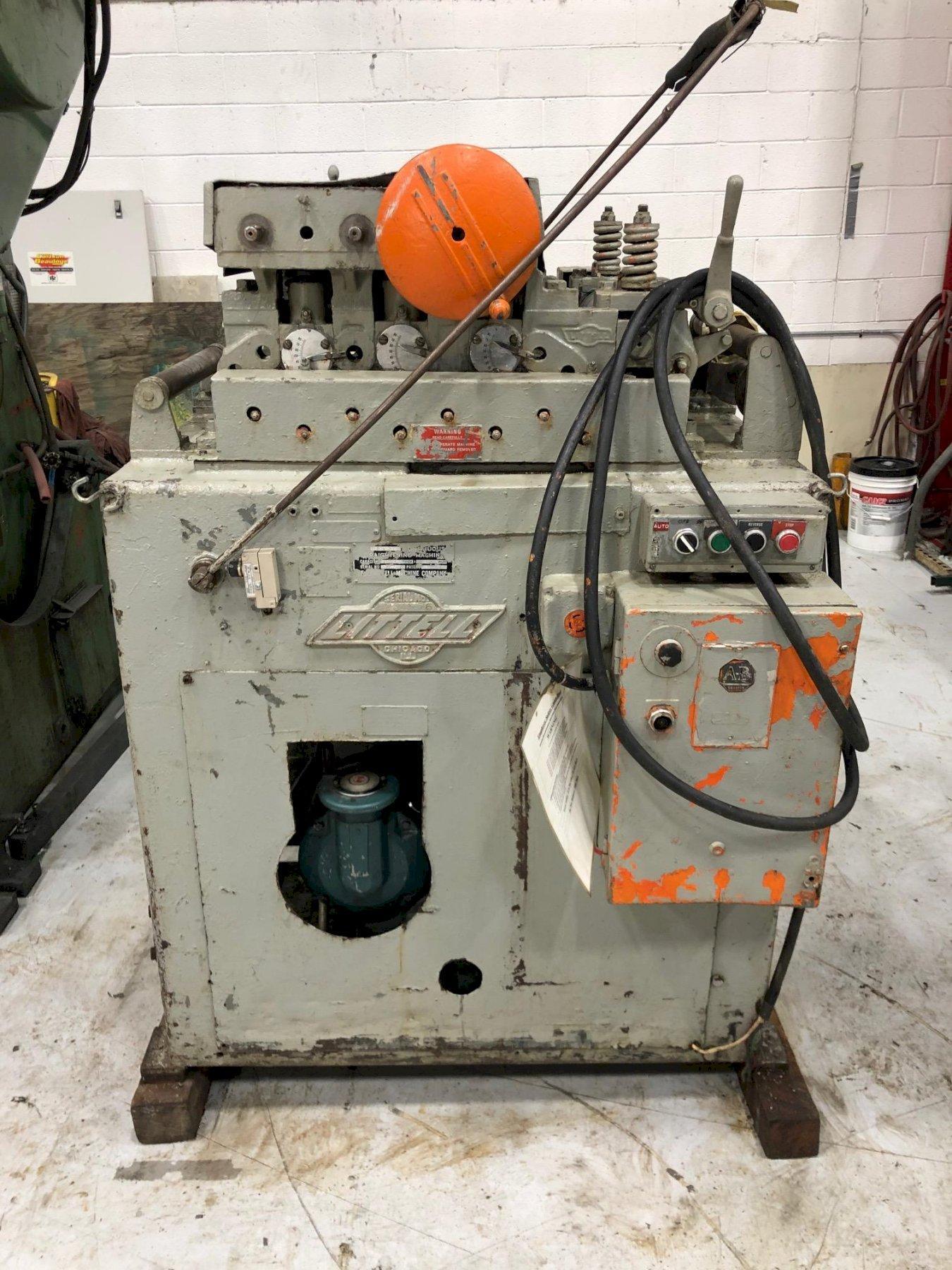 """12"""" Littell Powered Straightener Model# 412-7PD"""