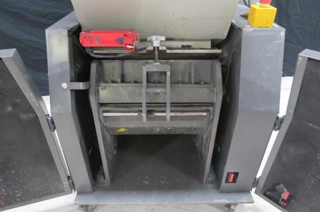 "AEC Used GP1018 Granulator, 18"" x 15"", 10hp, 460V, Yr. 2016"