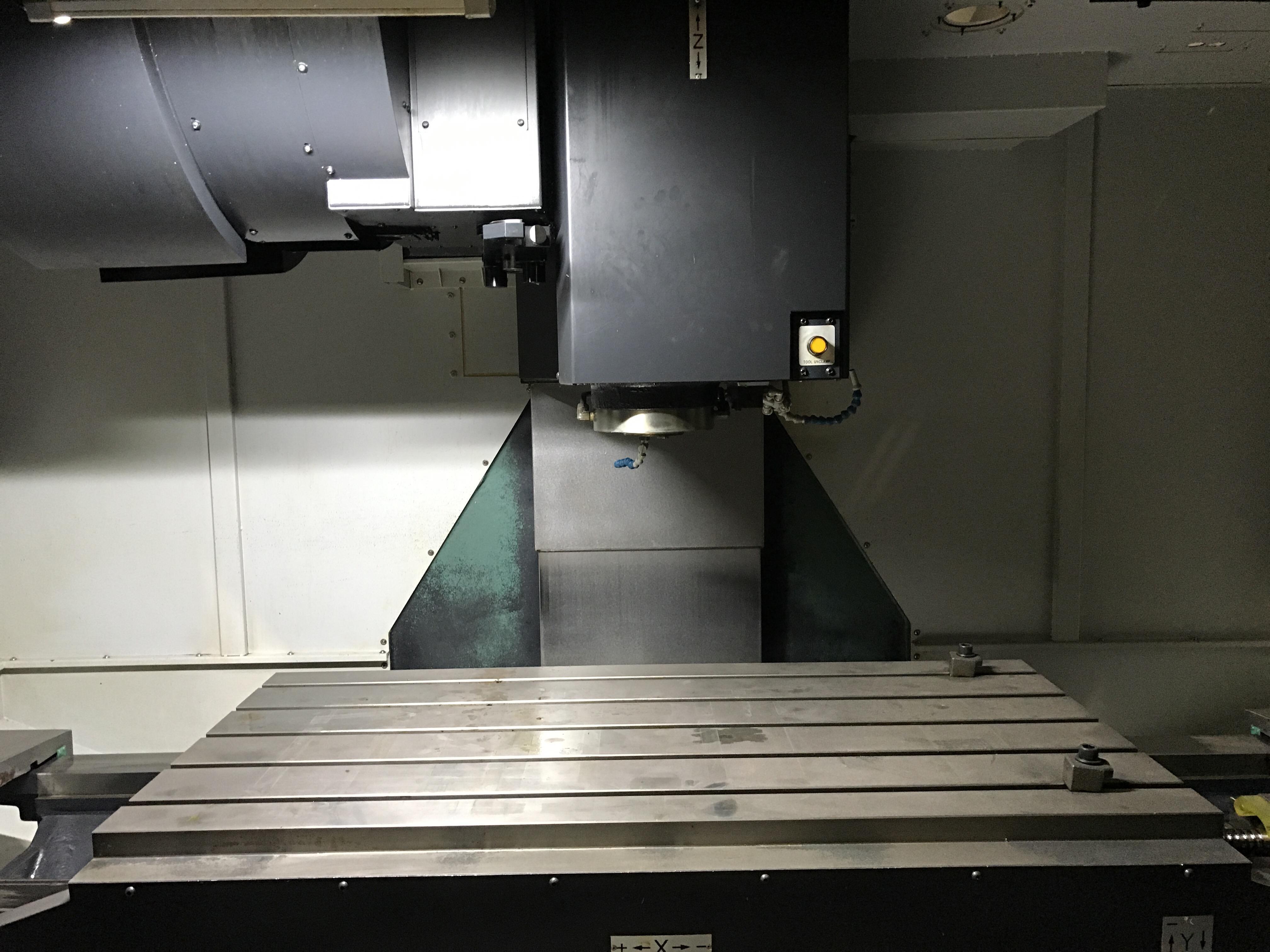 2015 Doosan Mynx 6500 - Vertical Machining Center