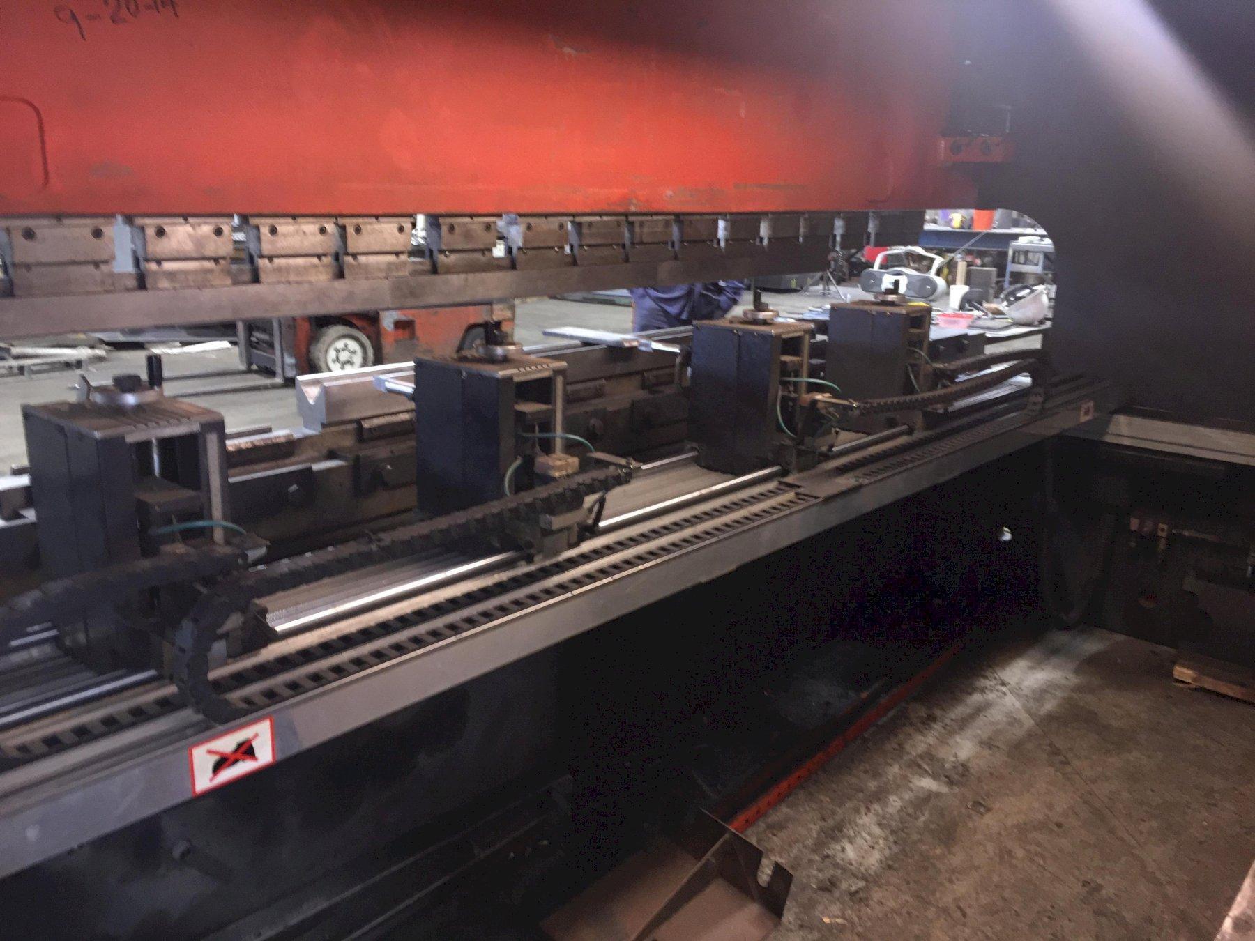 242 TON X 14' AMADA MODEL HFB 220-4S CNC PRESS BRAKE