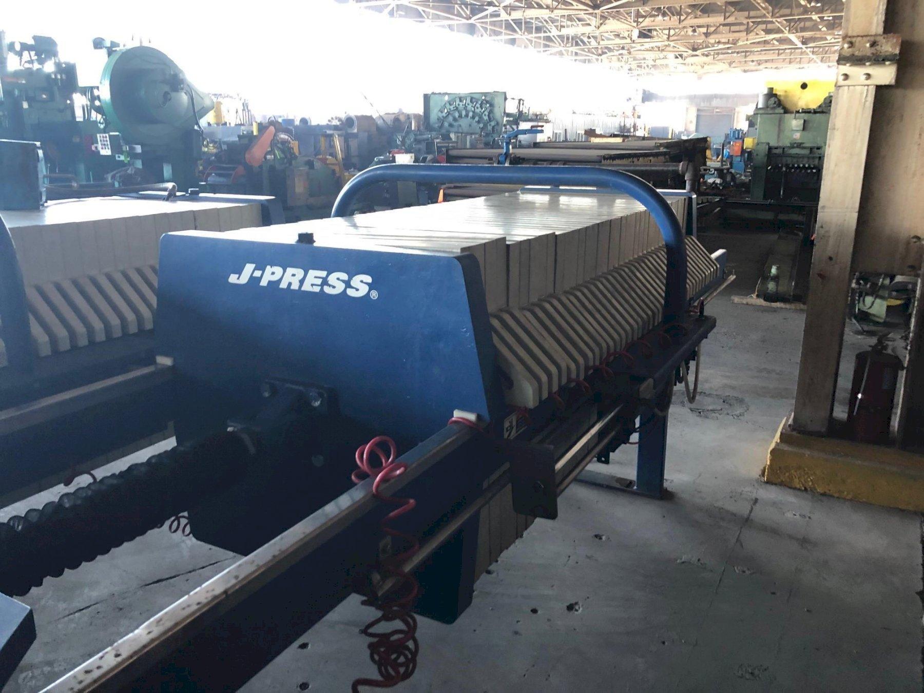 Siemens Filter Presses