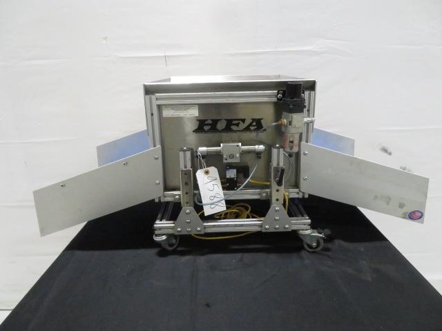 "HFA Diverting Conveyor, 16"" x 16"", 24 VDC, Yr. 2016"