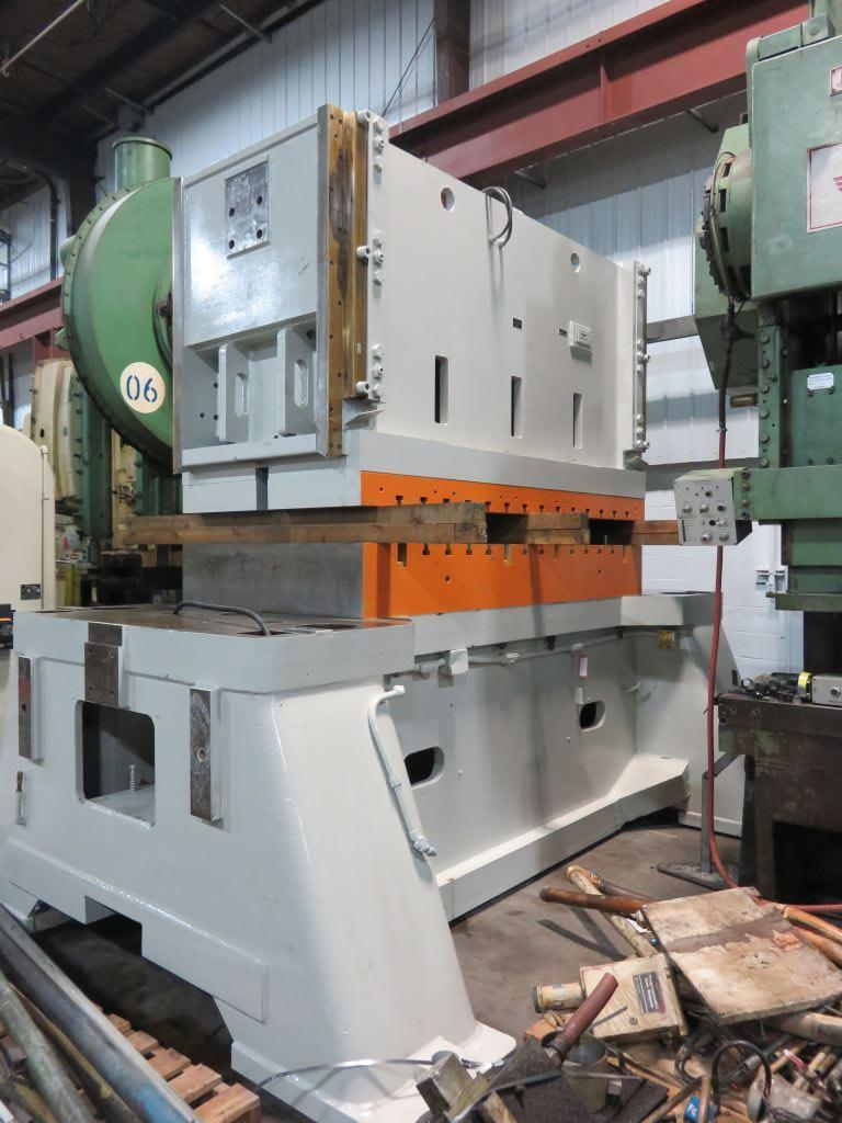 800 TON MINSTER SSDC PRESS