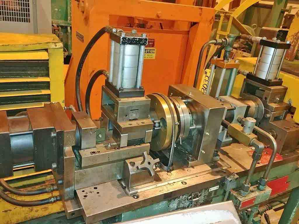 Tube Straightener & Cutoff, Oak, 1.125