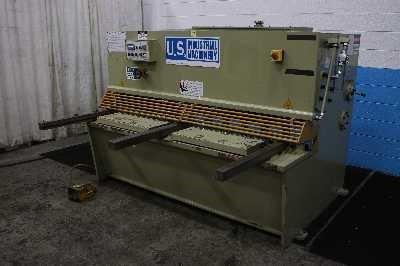 """1/4"""" x 6 Ft. US INDUSTRIAL Hydraulic Shear, Model# US625"""