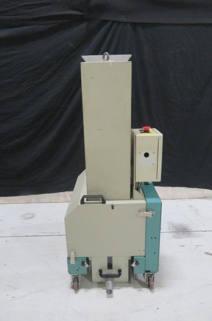 "Tria Used 833.032.138 Granulator, 10"" x 8"", 3hp, 460V, Yr. 1996"