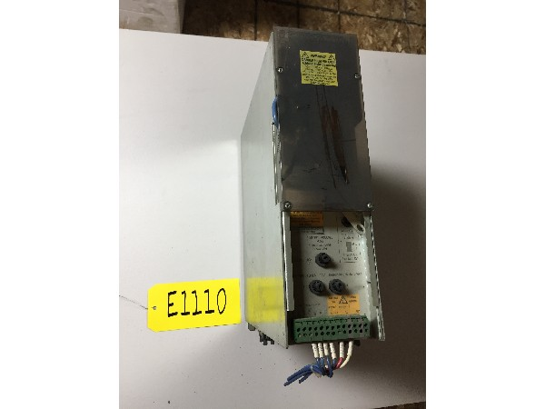 Indramat Servo Power Supply - TVM 2.4-050-220/300-W1/115/22