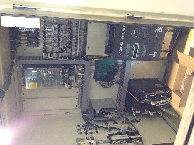 "OKUMA CADET Big Bore Model LNC8-BB OSP 700L CNC, 15.75"" Swing Over the Slant Bed, 10"" Chuck, 19.68"" Max Turning Length, Tail Stock,12 Position Turret, New 1996."
