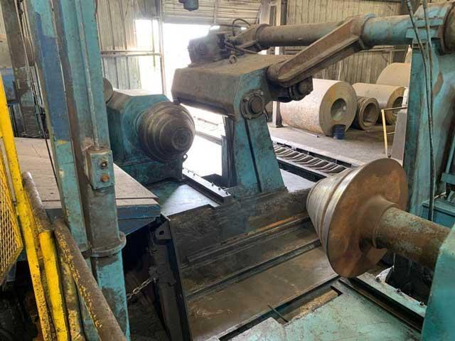"""72"""" x 0.500"""" x 60,000 Lbs Delta Brands Cut to Length (13964)"""