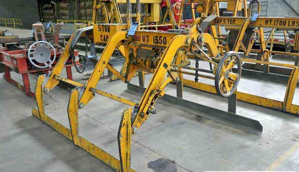 10,000# Cullen-Friestedt Sheet Lifter
