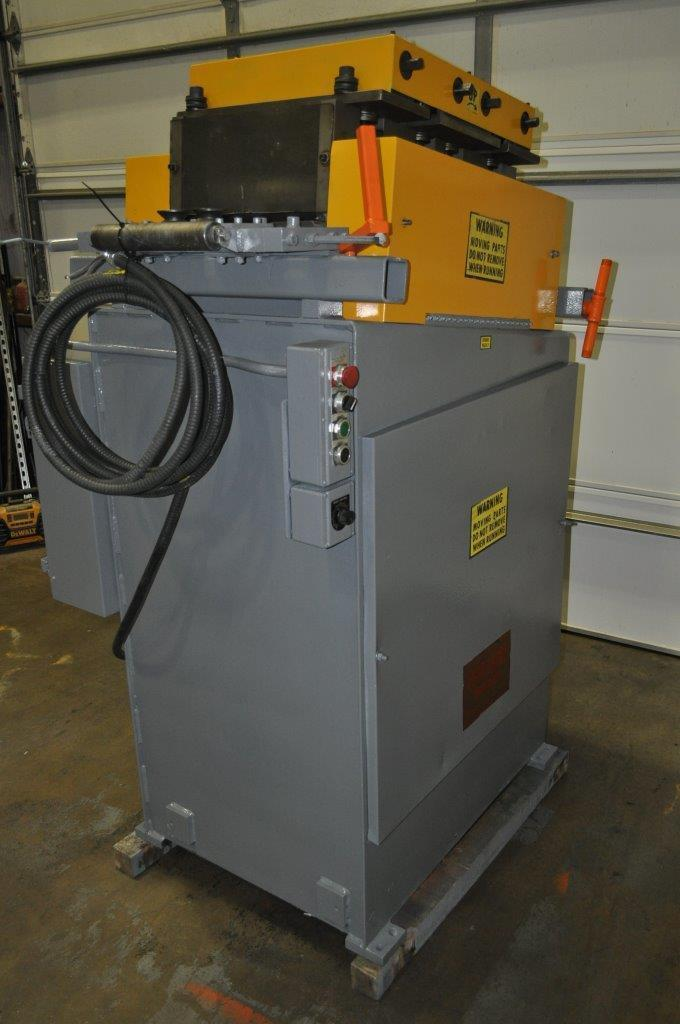 """12"""" x .187"""" Feed Lease Straightener"""