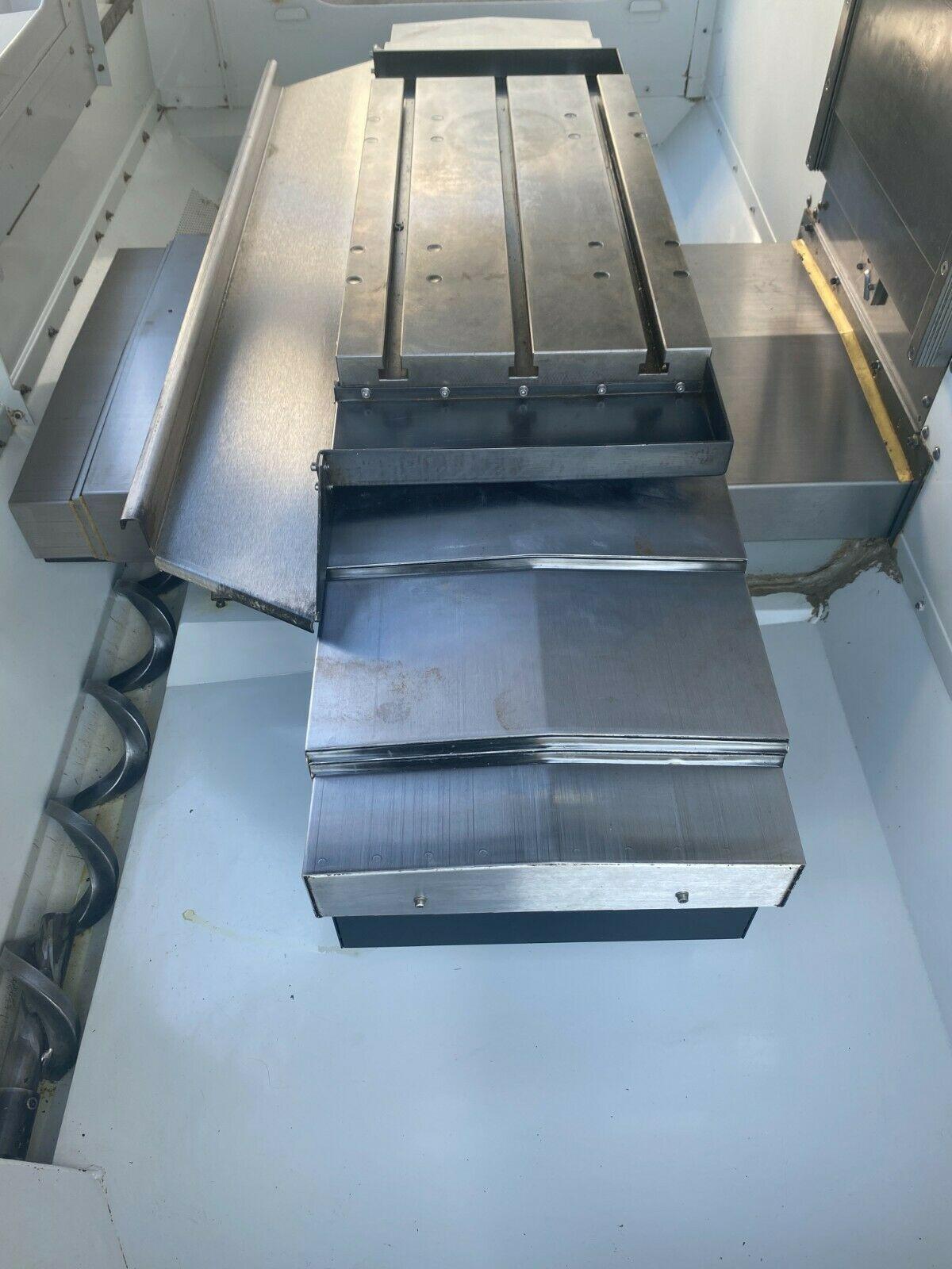 HAAS VF- 1D VERTICAL MACHINING CENTER
