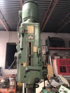 WMW BK40 Drilling Machine