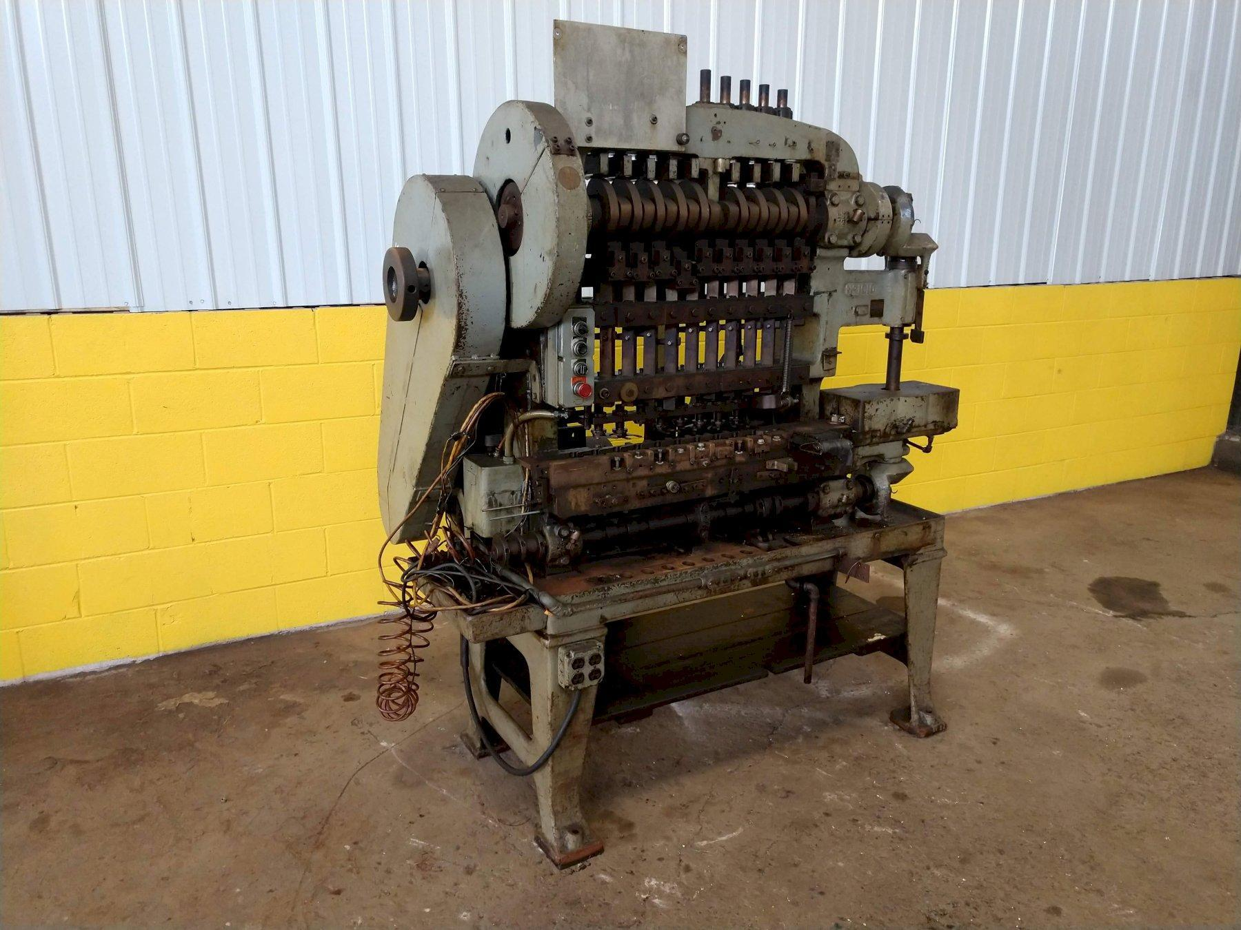WATERBURY FARRELL 1010 EYELET TRANSFER PRESS: STOCK #12106