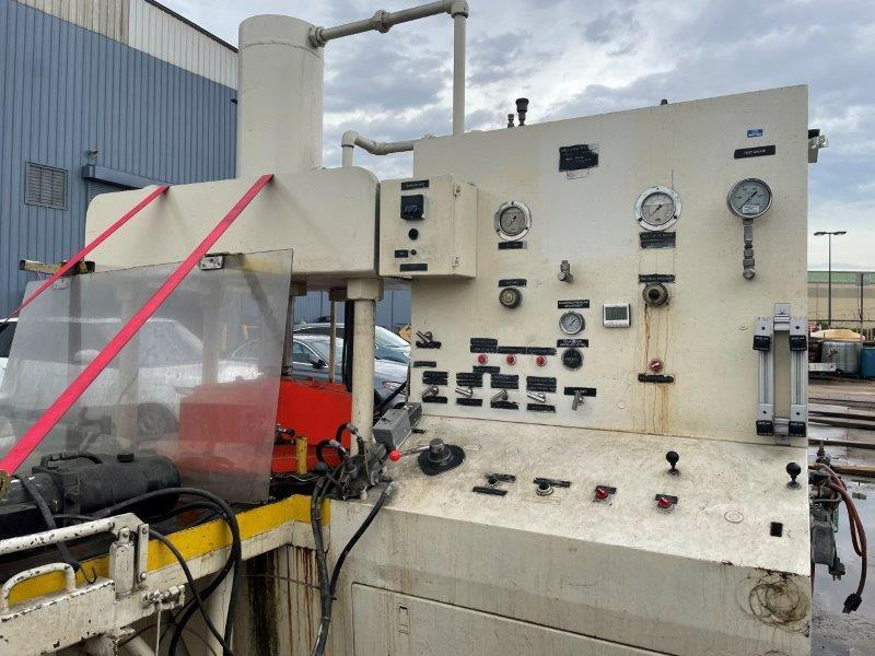 USED, CHECK AND BUTTERFLY VALVE LEAK TESTING UNIT