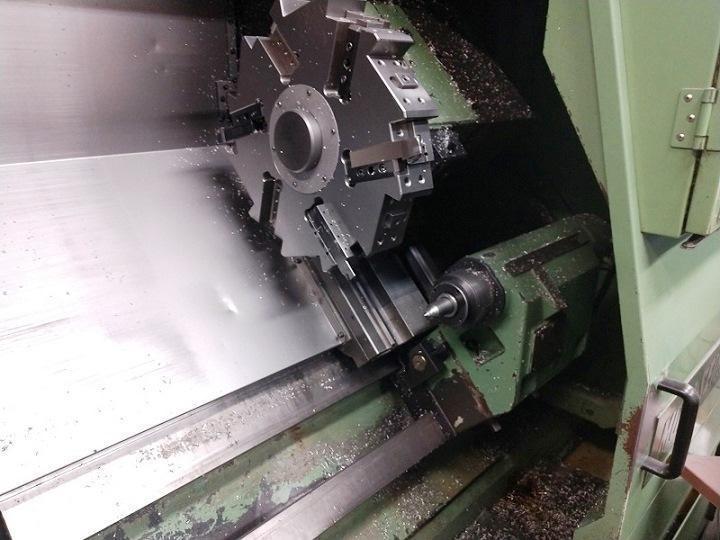 MORI SEIKIMori Seiki SL-25A/1000 CNC Turning Center